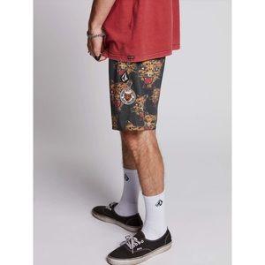 Volcom Stone Ozzie Stoney Board Shorts NWT